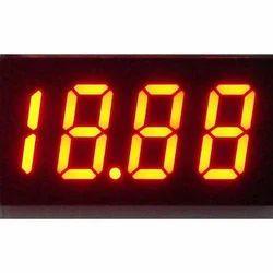 Led Numeric Display Light Emitting Diode Numeric Display