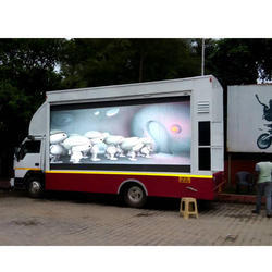 Van Led Screen