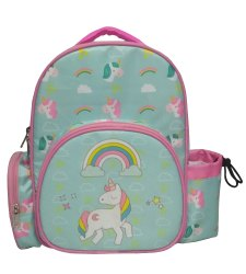 Rambo Hourse Print Kids School Bag