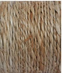 Hand Spun Golden 2 Ply Jute Yarn