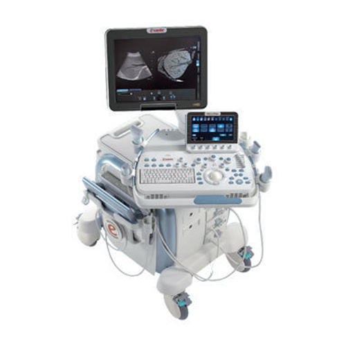Diagnostic Color Doppler Machine, Hospital And Clinical