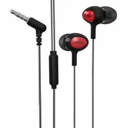 Black Artis E400m Wired Earphone With Mic
