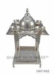 Pure Silver Hatri
