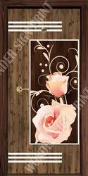 Decorative Print Laminated Door Paper