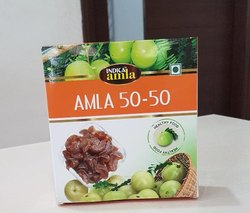Indica Amla Candy 50-50 (Eco), Packaging Type: Zipper