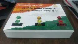ICT Toilet Feedback Device