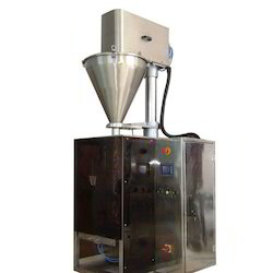 Automatic Non Free Flow Powder Pouch Packing Machine