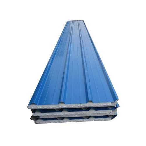 Puf Panels Sandwich Roof Puf Panels Manufacturer From Ghaziabad