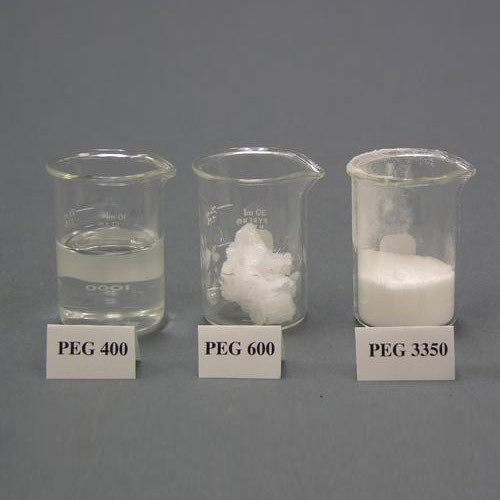 polyethylene glycol peg 200 400 600 4000 6000 at rs 10 kilogram