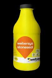 Weber Webersys Stoneseal Polymer Based Stone Sealer, Packaging Size: 1 & 20 L