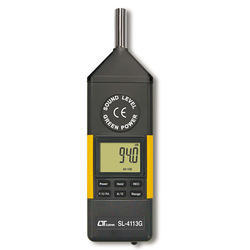 Green Sound Level Meter, Hybrid Power