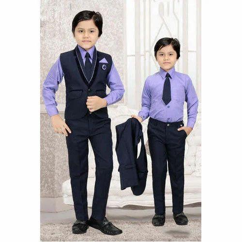 7476470a7 Kids Formal Suit, Children Suit, किड्स सूट - Seven Star ...