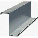 Z Shaped Mild Steel Purlin