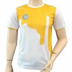 Micro Polyester Rice Net T-Shirt