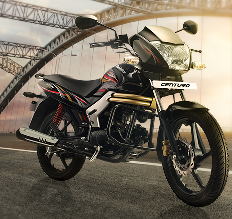 Mahindra Two Wheeler Limited Other Of Mahindra Centuro Rockstar