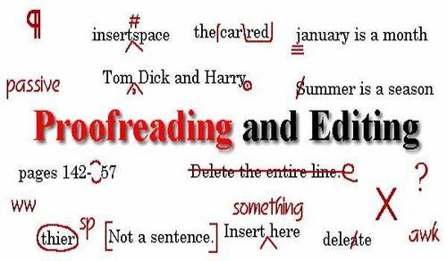 Academic Proofreading Service - Academic Proofreading
