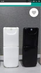 Empty Pocket Perfume Spray