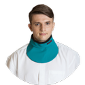 Thyroid Shields-Classic Radiation Protection Apparel