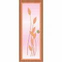 Polished Designer Single Panel Pvc Door For Home