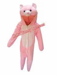Kids Teddy Bear Cartoon Costume