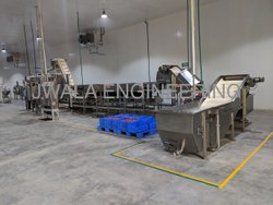 Aseptic Mango Pulp Processing Plant
