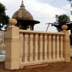 Stone Balustrade