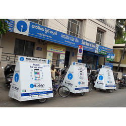 Tricycle Bank Advertising Service