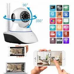 Dome Camera WiFi PTZ Camera, 12v- 2 Amp, CMOS
