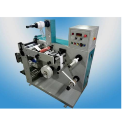 Label Stock Slitting Machine