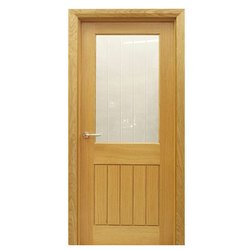 Wooden Glazed Door