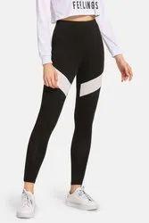 D.S. Fashion Printed Cotton Legging