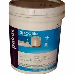 High Gloss Green Asian Exterior Emulsion Paints, Packaging Type: Bucket, Packaging Size: 15 Litre