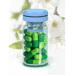 Female Green Slimming Capsule