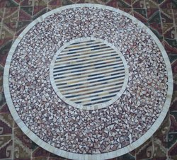 HORN BONE MOSAIC TABLE TOP