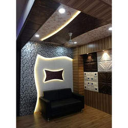 Matte Finish Wall Wooden Panel, Thickness: 6 - 9.5 mm