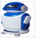 AI Temperature Checking And Attendance Robot
