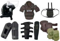 Riot Control Equipment Set