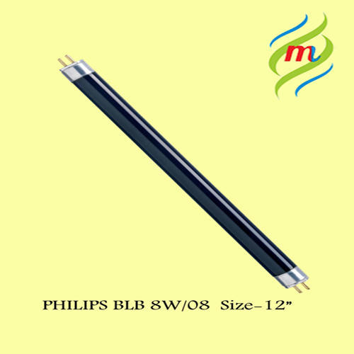 Philips BLB 8W/08 Black Lights