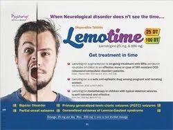 Lamotrigine 25 mg & 100 mg Tablet