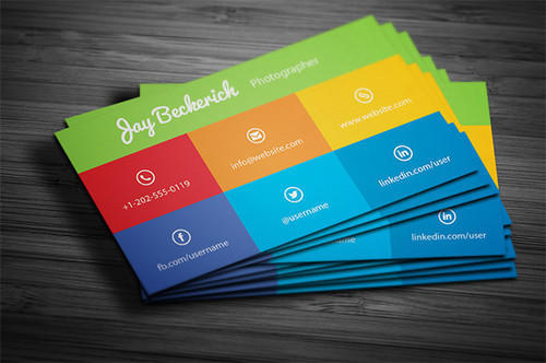 Business visiting card view specifications details of visiting business visiting card colourmoves