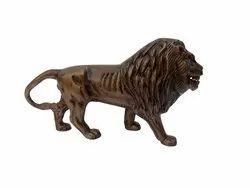 Aluminium Lion Sculpture
