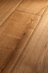 Oak Wood Natural Oiled Planks for Indoor, Thickness: 16 and 21 mm