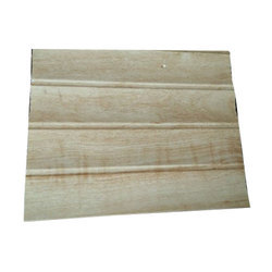 PVC Plain Rectangle Wall Panel, Thickness: 5-6 mm