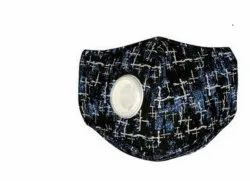 Washable Pollution Mask With Single Filter