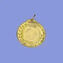 Designer Round Medal