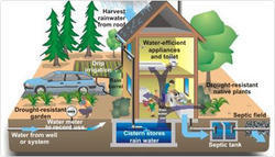 Rooftop Rainwater Harvesting Filters