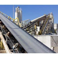 Process and Conveyor Belt