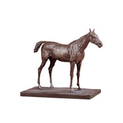 Standing Horse Statue