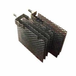Titanium Mesh MMO Anode