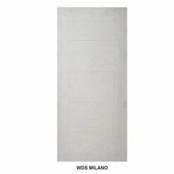 Vindoor 7' Milano Skin Flush Door (Harmony Masonite), For Home